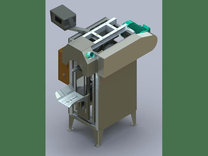 Kraft Bag Valve Type Filling Machine