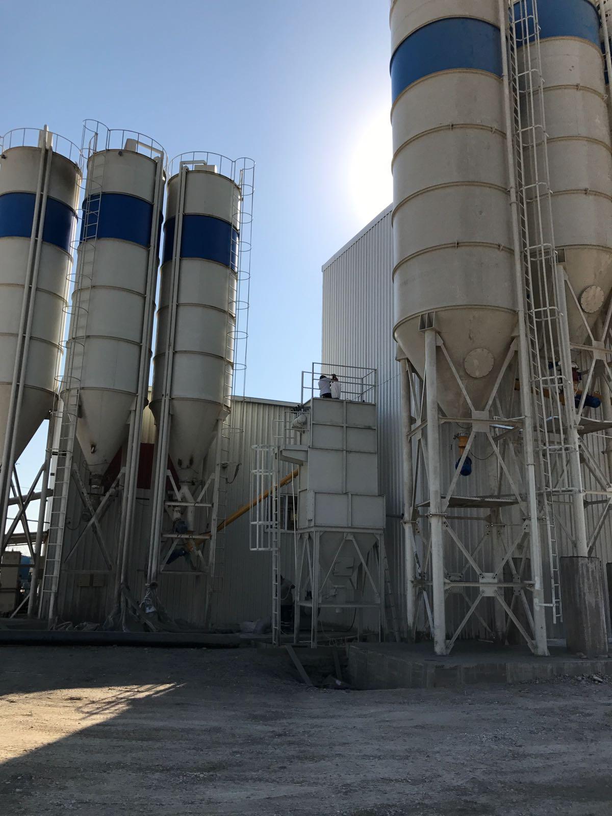 Adana Construction Chemicals Plant 12 ton/h